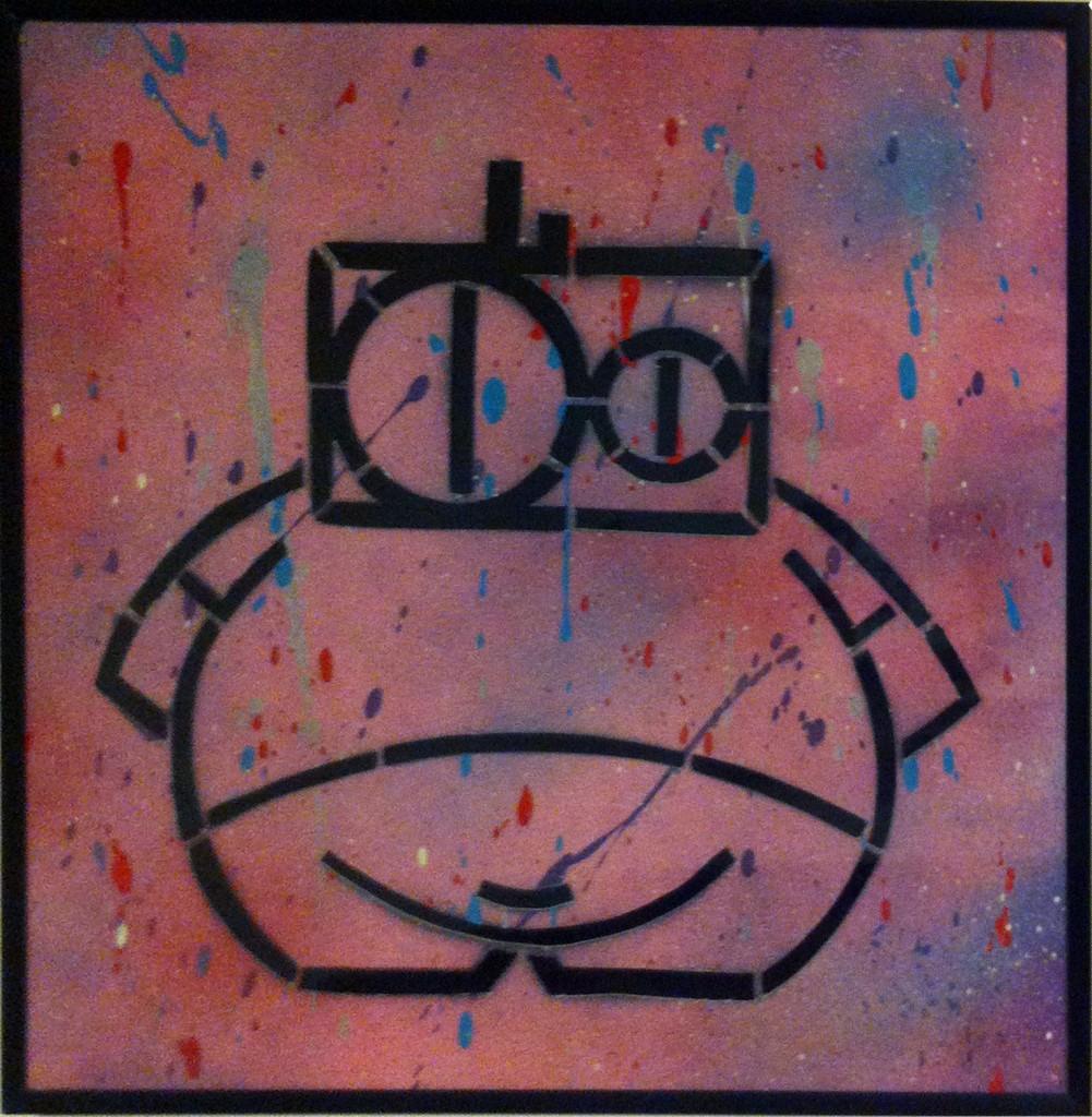 Disco Mood - SiempreYO Art Gallery digerible
