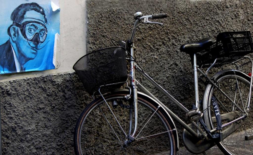 Blub arte urbano, Italia, Digerible