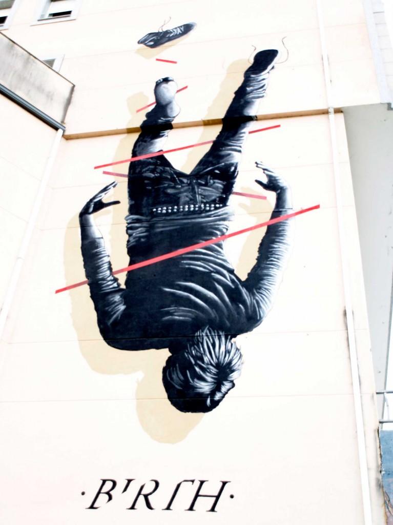 Sr.X Arte urbano, Galicia , digerible