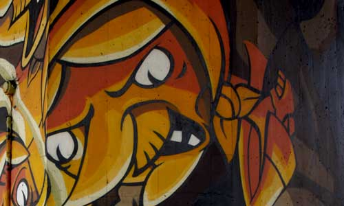 Arte Urbano A Coruna digerible