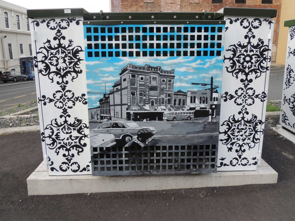 Daniel Mead, arte urbano, Nueva Zelanda, digerible