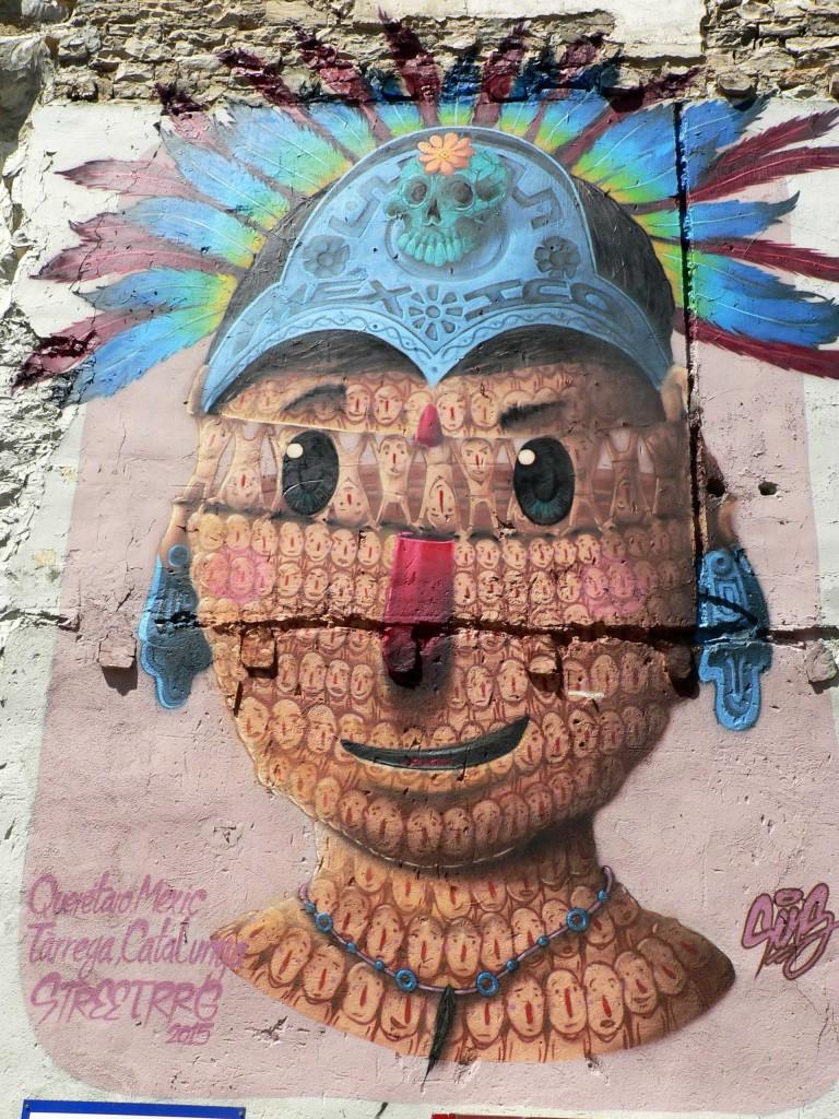 Arte urbano, Tárrega, Lérida, digerible, STREETRRG