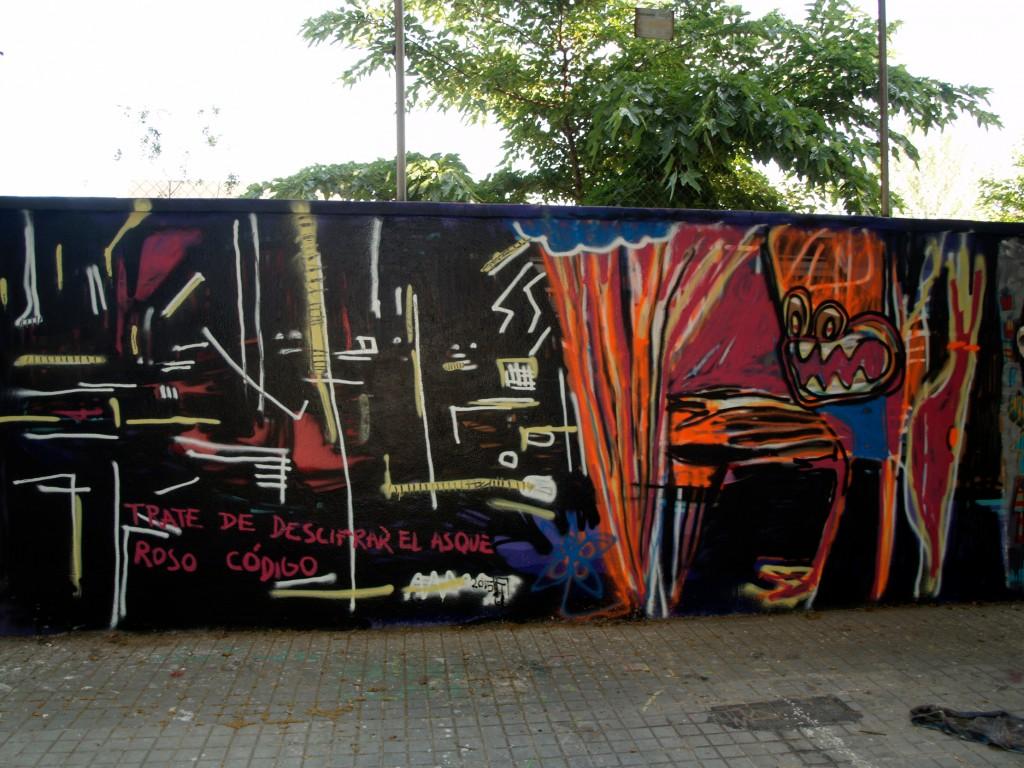 rte urbano Barcelona, digerible, Nacho Tusquets