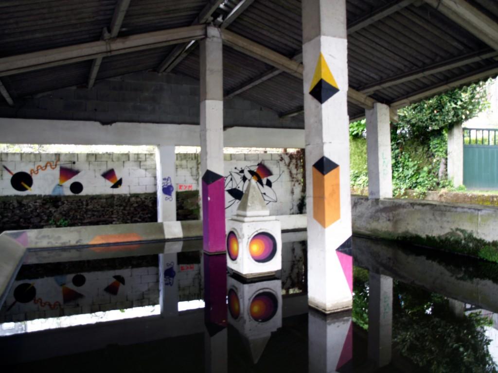 Arte urbano, Peri Helio & E1000, digerible