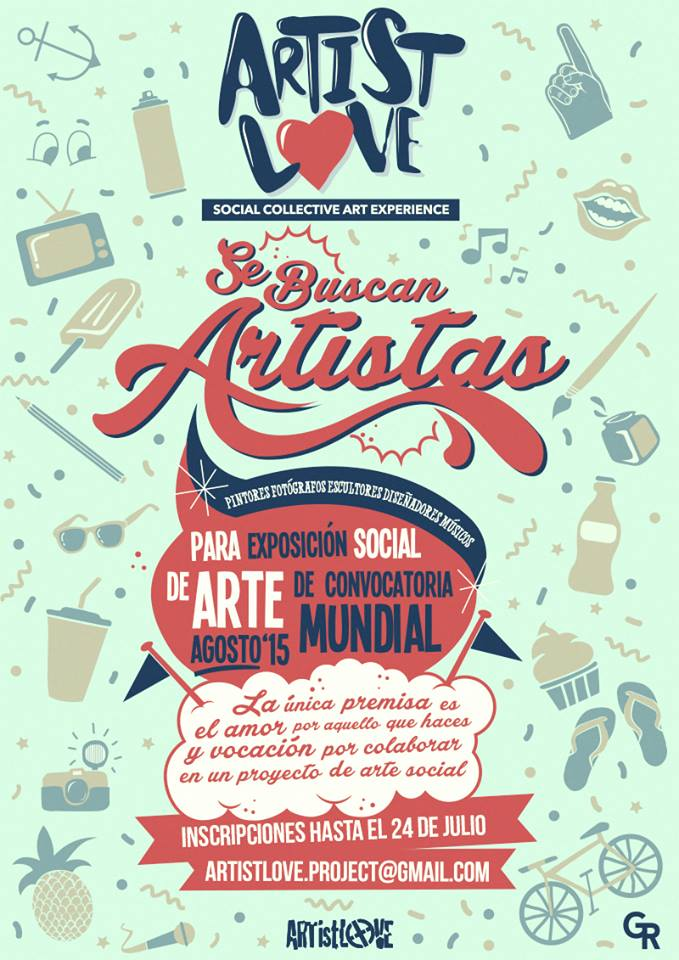 artistlove, arte urbano, Barcelona, digerible