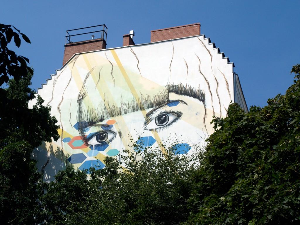 James Bullough y Karl Addison, arte urbano en Berlín