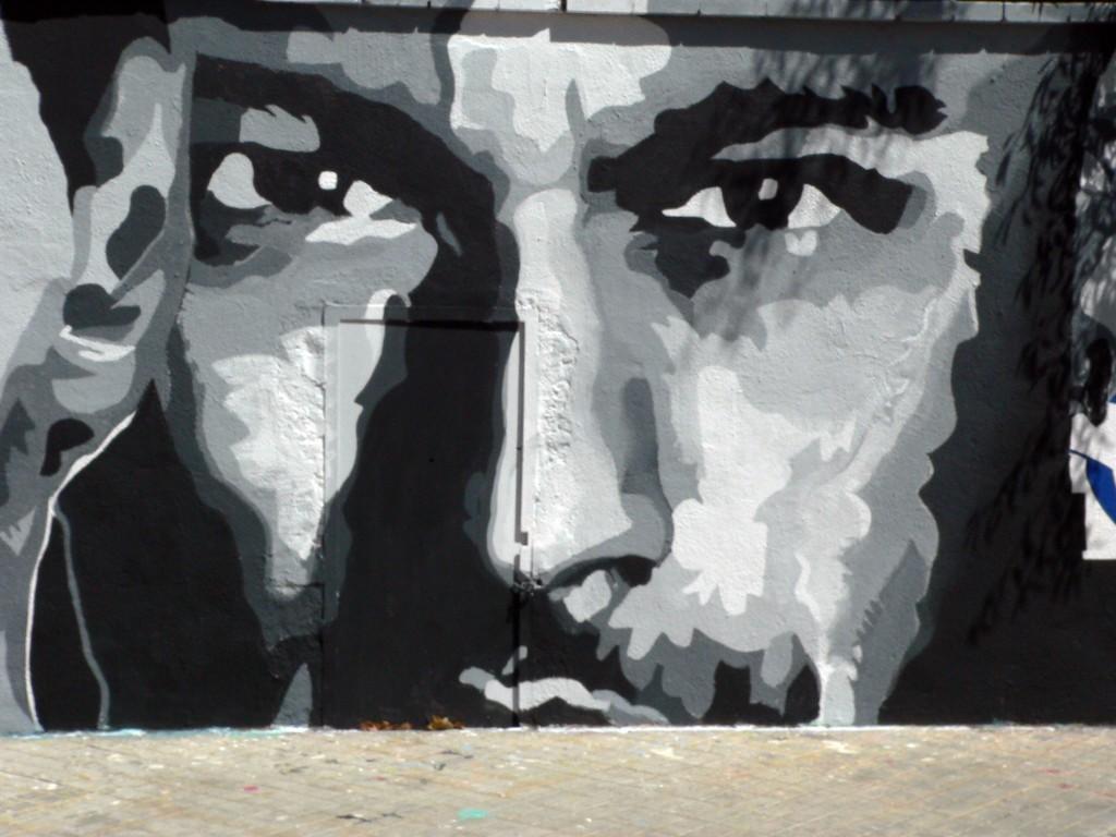 Paulo Consentino, Arte urbano en Barcelona
