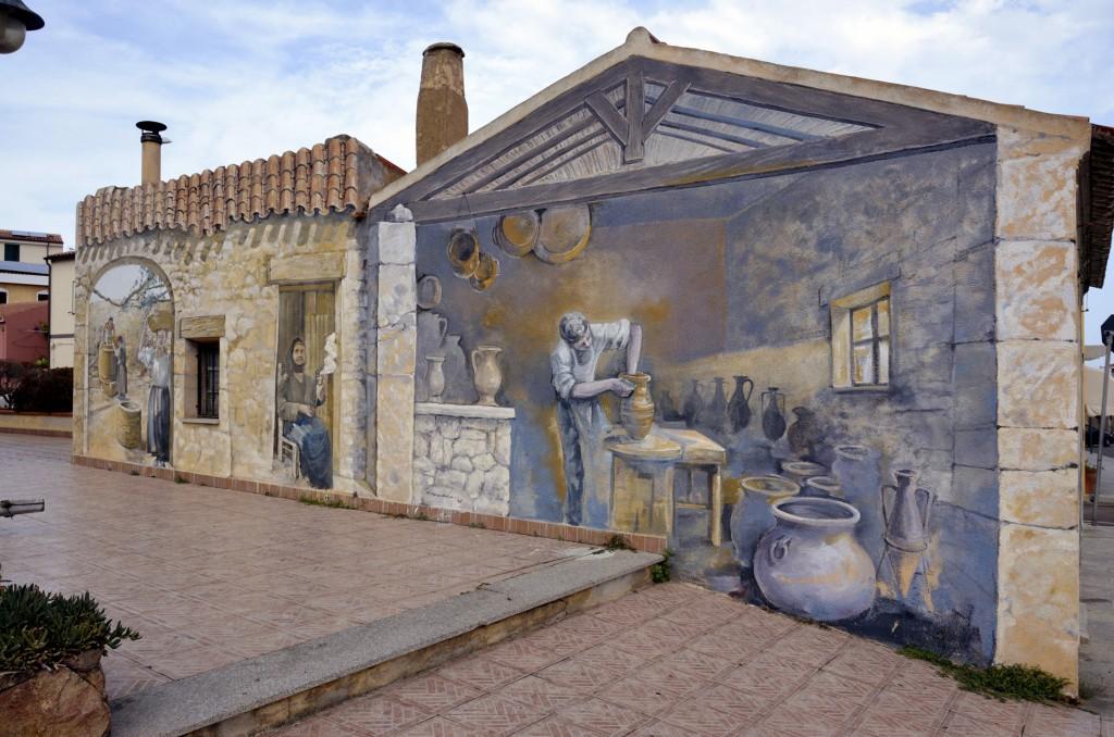 Arte urbano en Italia
