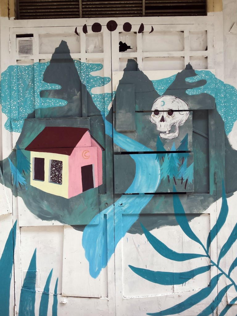 Arte urbano en Barcelona, Raval