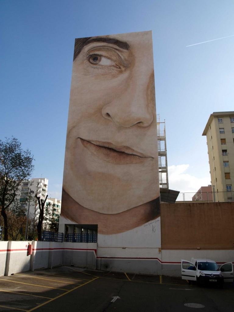 Jorge Rodríguez-Gerada arte urbano Barcelona