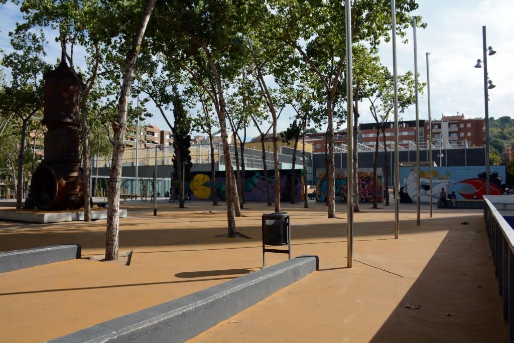 Mr. Sis, arte urbano en Barcelona