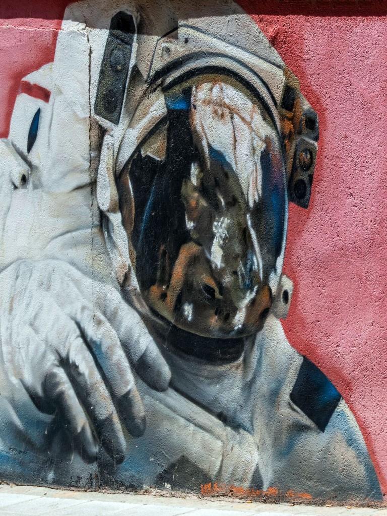 Rector1 arte urbano Guadalajara, España
