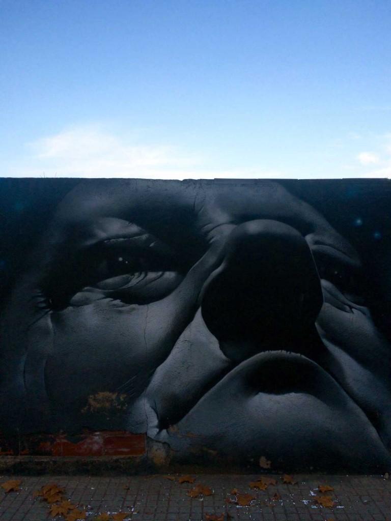 Wem y Ran, arte urbano Cerdanyola del Vallés