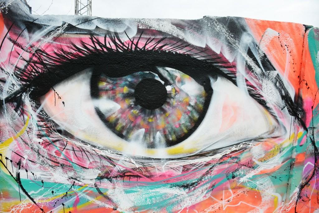 L7m arte urbano Barcelona Digerible