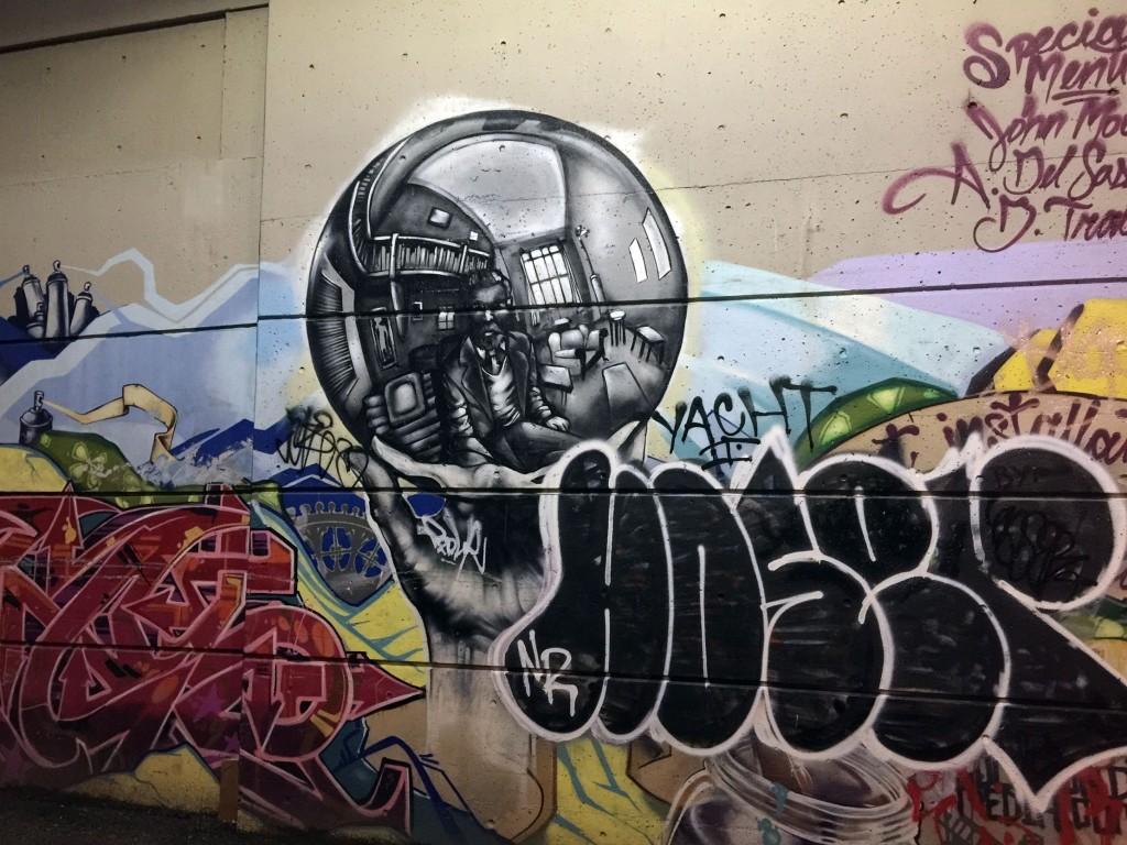 Cold World Media, arte urbano en Canadá