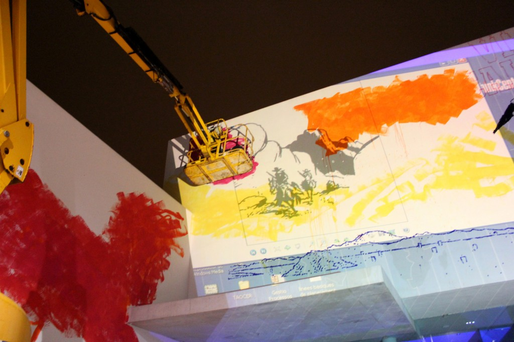 Judas Arrieta arte urbano en Mallorca