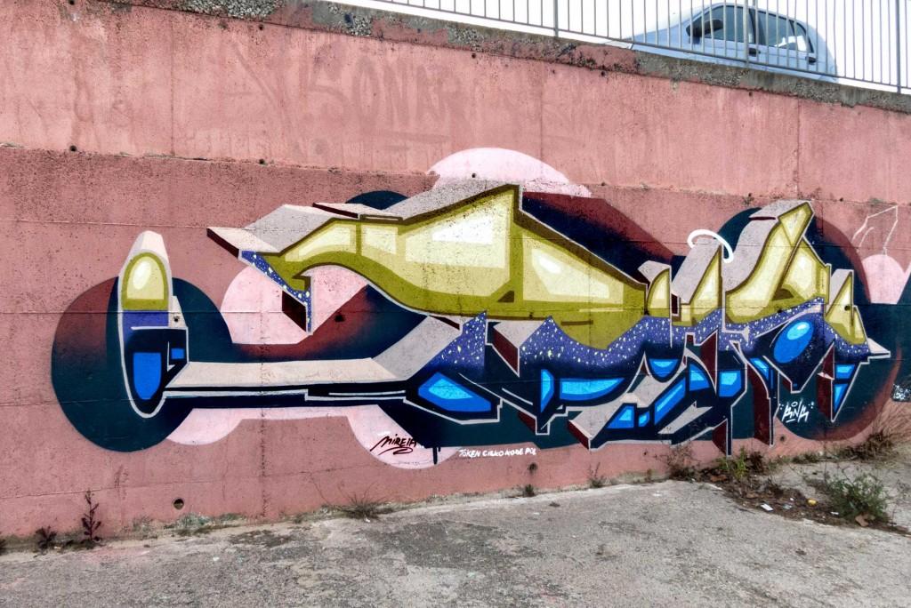 Lloret de Mar arte urbano