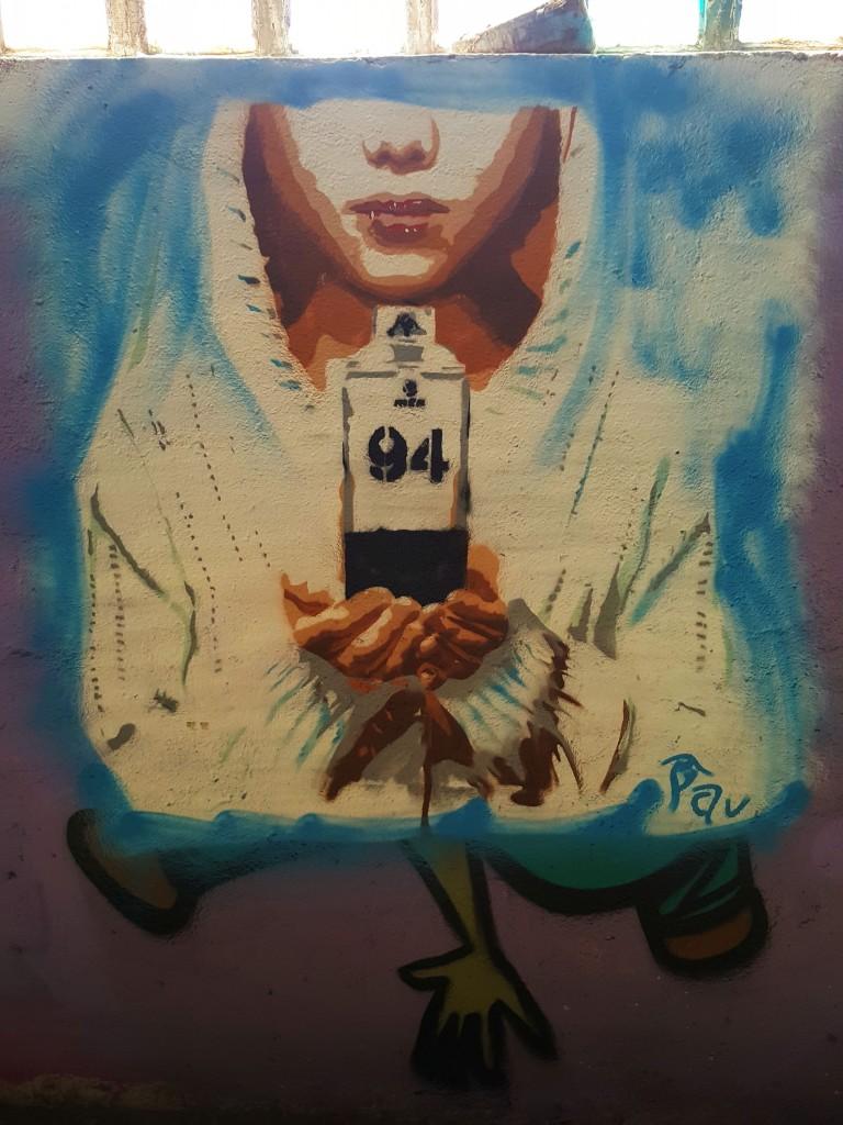 Arte urbano en Barcelona