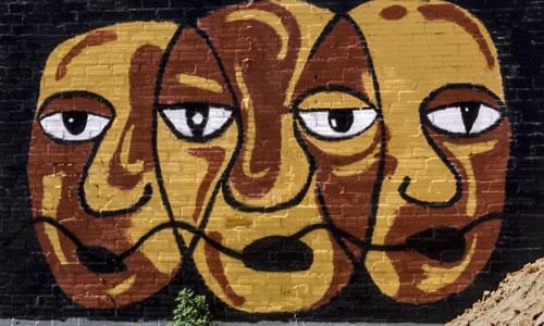 Arte urbano en Vic, Barcelona