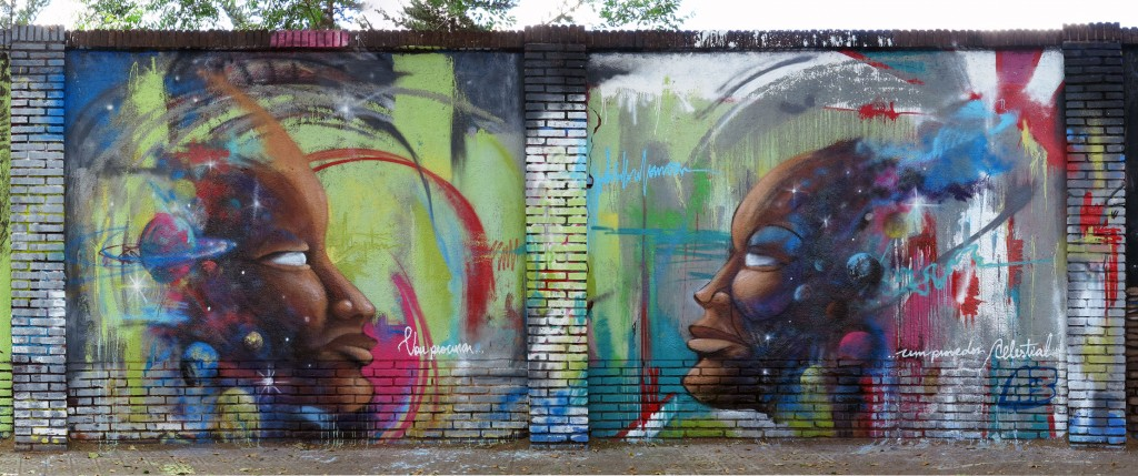 Rim Chiaradia arte urbano en Barcelona