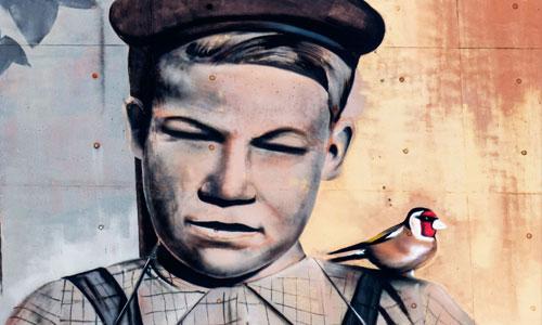 Odeith Arte urbano en Portugal