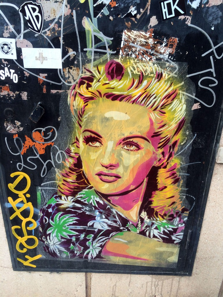 Btoy arte urbano Barcelona