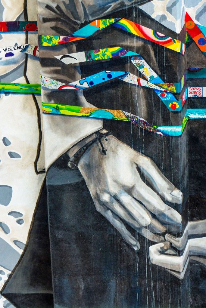 Verónica y Christina Weckmeister arte urbano en Bilbao