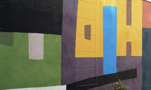 Susanna Ayala arte urbano en Manresa