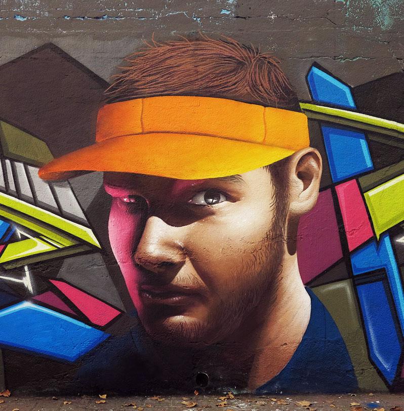 Conse & Vers arte urbano en Barcelona
