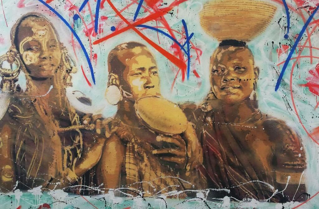 Akore arte urbano España