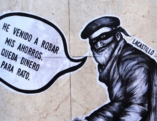 LaCastillo arte urbano Barcelona