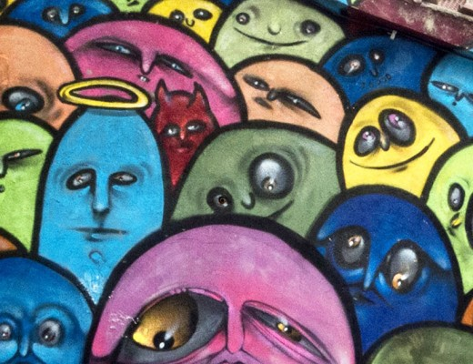 Arte urbano en Olot