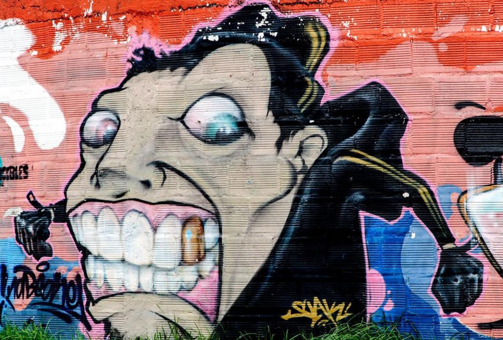 Colombia arte urbano