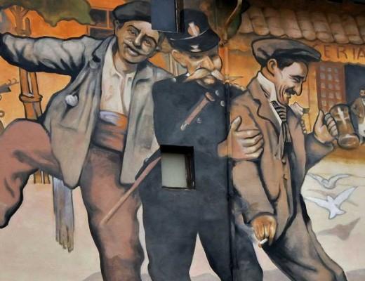 Arte urbano en Haro, La Rioja