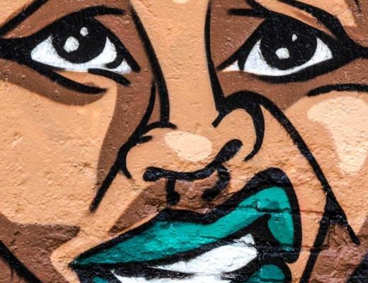 Kler arte urbano en Barcelona