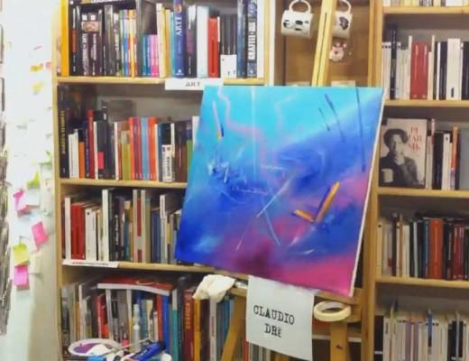 galería de arte, Claudio drë