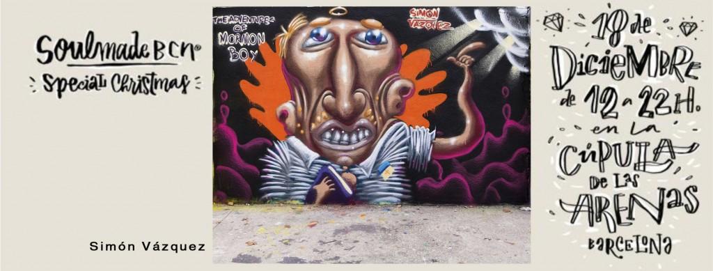 Galería de arte Soulmade Bcn 2016