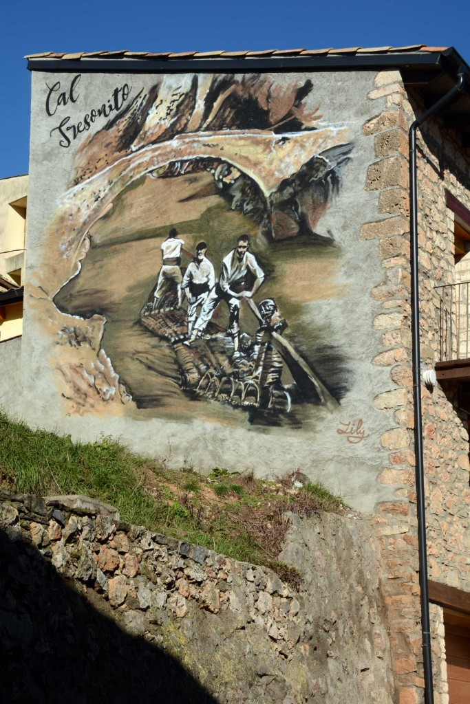 Lily Brick arte urbano Barcelona