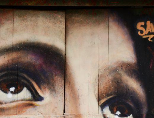 sav45 arte urbano Barcelona
