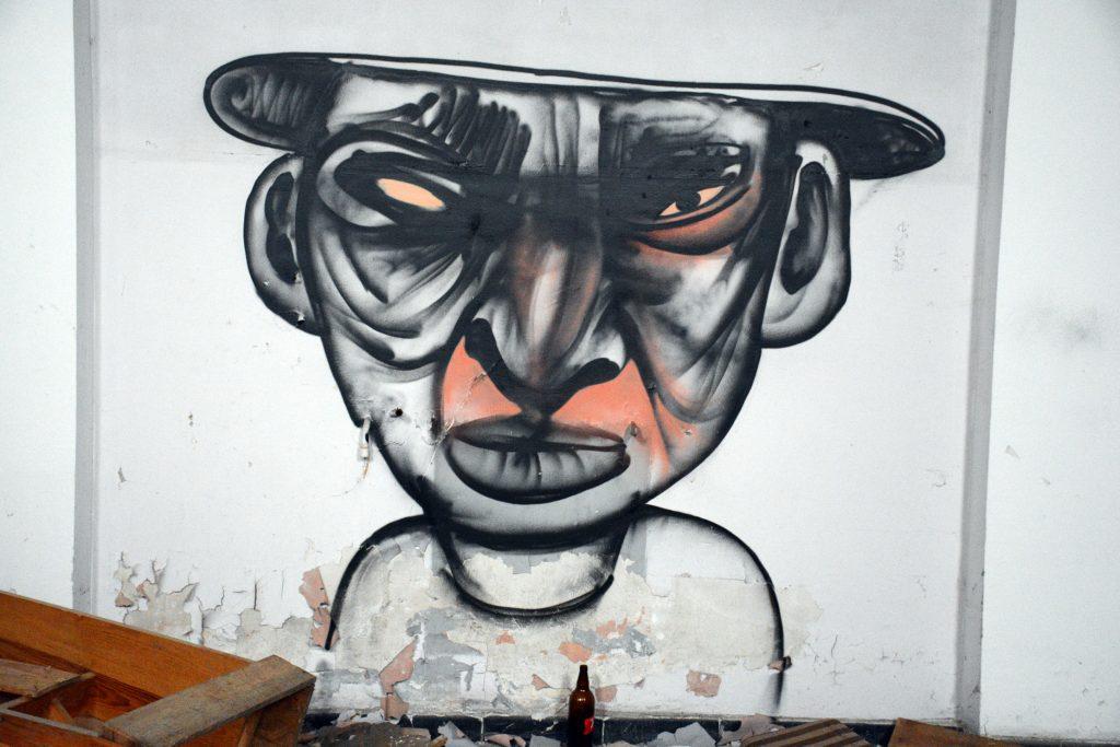 S. Waknine arte urbano , Barcelona