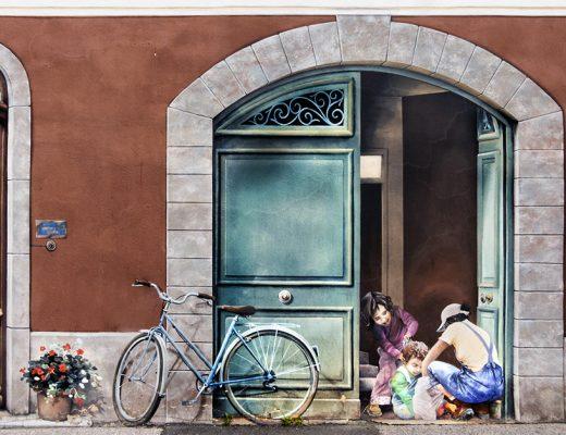 arte urbano Albertville, Francia
