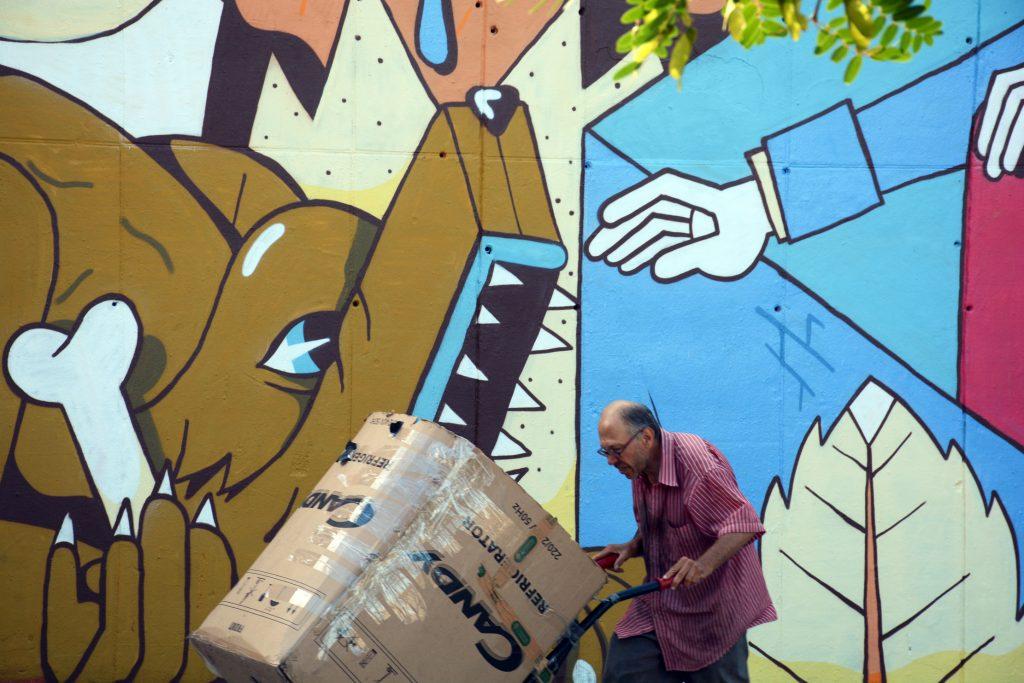 arte urbano 12+1 Fernando Leon