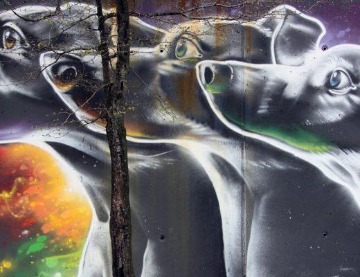 arte urbano en Bilbao, Kero