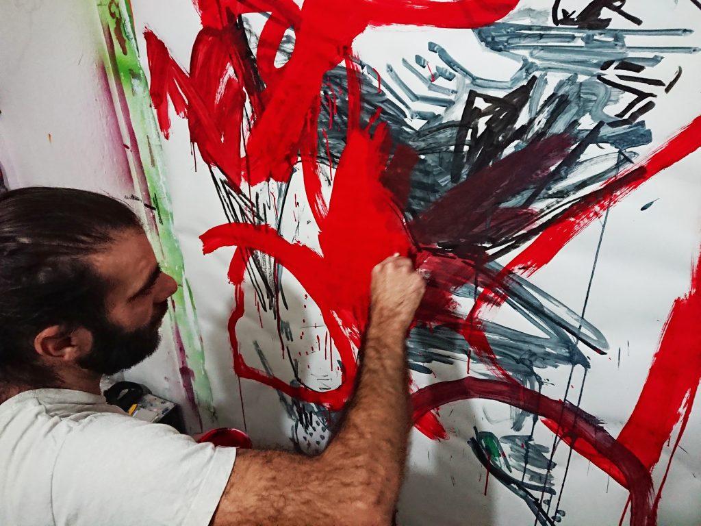 Joan Àvila arte contemporáneo, hacid Magazine