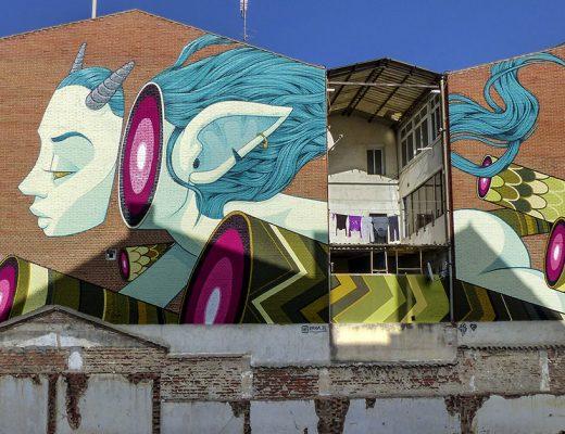 arte urbano kram toledo