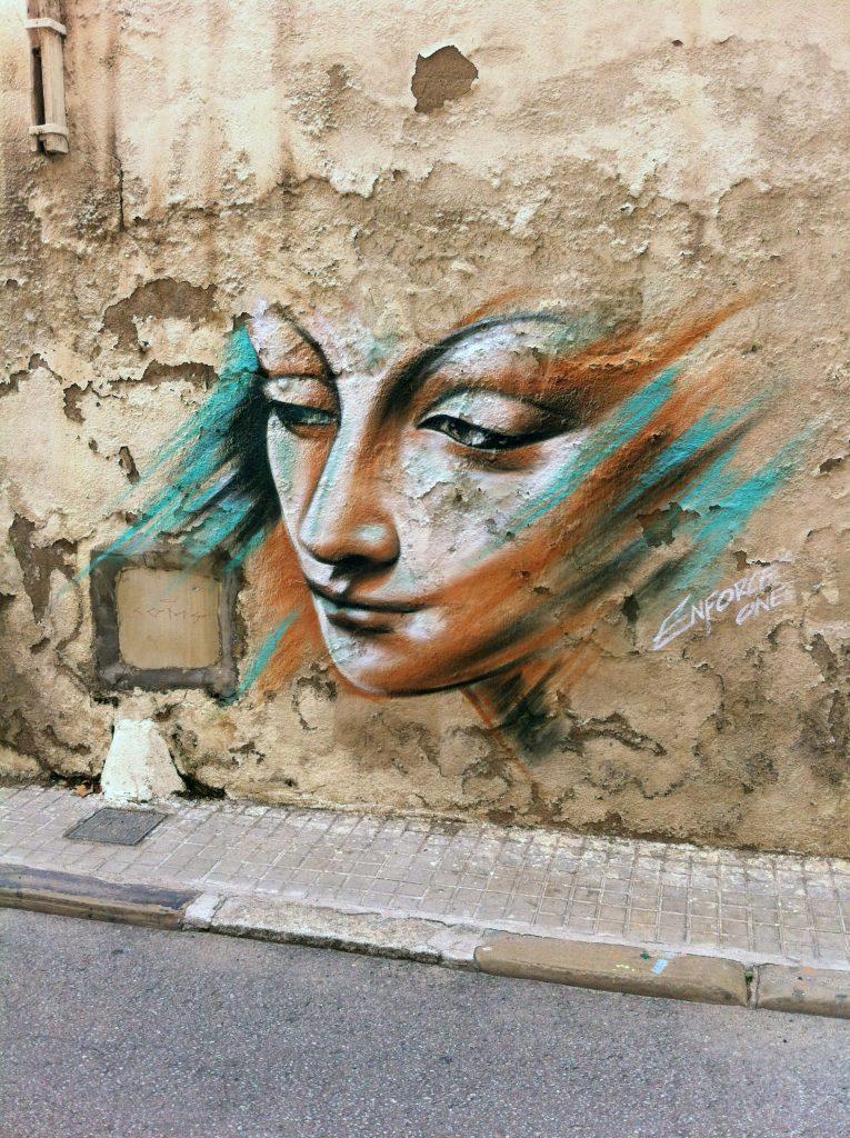 Arte urbano, Enforce One, Barcelona