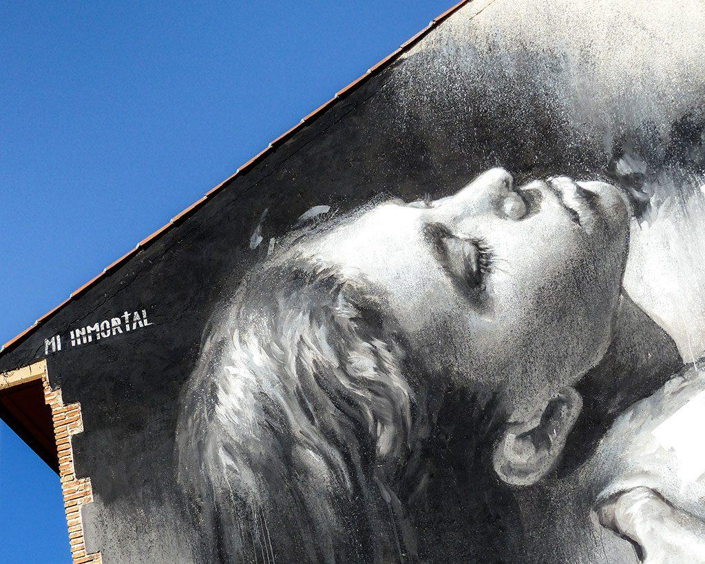 Arte urbano en Torrijos – Toledo, Gómez