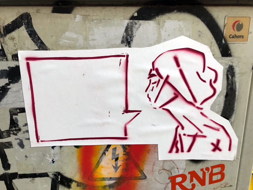 Arte Urbano Tuike Souza, Hacid magazine