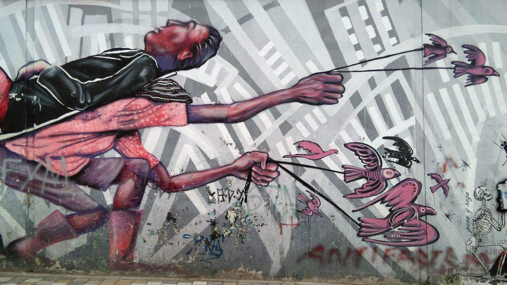 arte urbano, la candelaría, bogotá, colombia arte urbano, la candelaría, bogotá, colombia