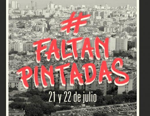 arte urbano no callarem, Barcelona